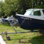 Dinas Country Club Boat Parking