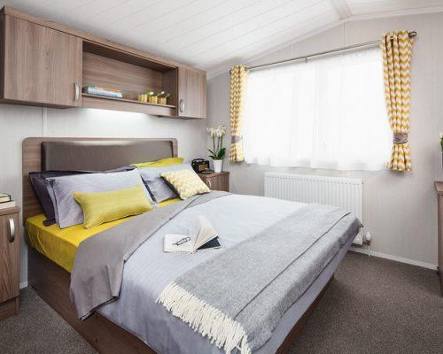 Swift Bordeaux Bedroom