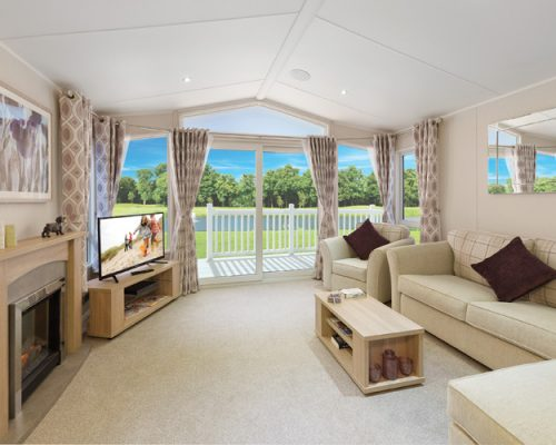 Willerby Aspen Living Room Dinas Country Club