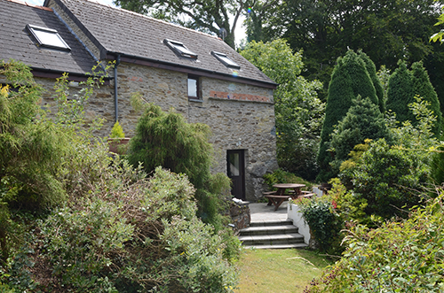 2 Old Rectory Cottage Mews dinas country club