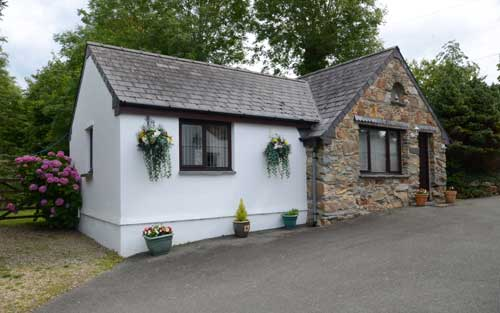Lovely old chapel cottage self catering accommodation