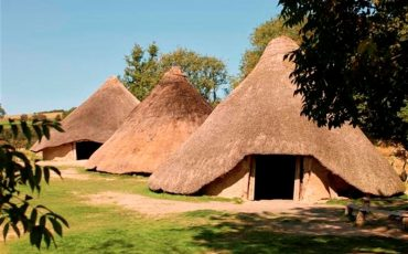 castell henllys experience history now