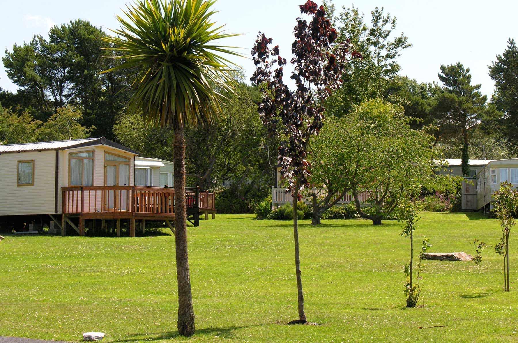 Dinas Country Club Pembrokeshire Caravans