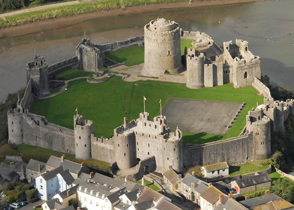 Pembroke Castle Event