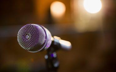Dinas Country Club Microphone